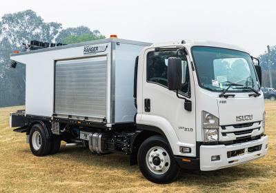 RANGER T80PTO-130 Truck Jetter 130 L/min @ 3000PSI